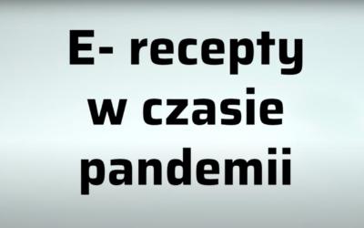 E-recepta w czasie pandemii
