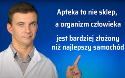 Janusz w aptece cz. 2 – apteka to nie sklep