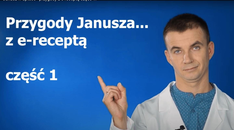 Janusz w aptece – przygody z e-receptą część 1.