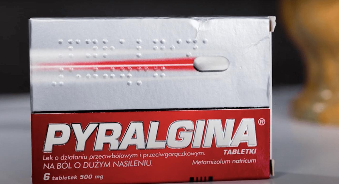 Pyralgina – 30 sekund o leku