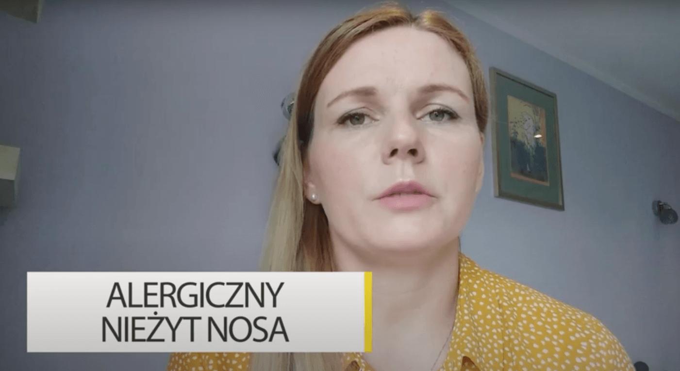 Alergiczny nieżyt nosa – objawy, przyczyny, leczenie
