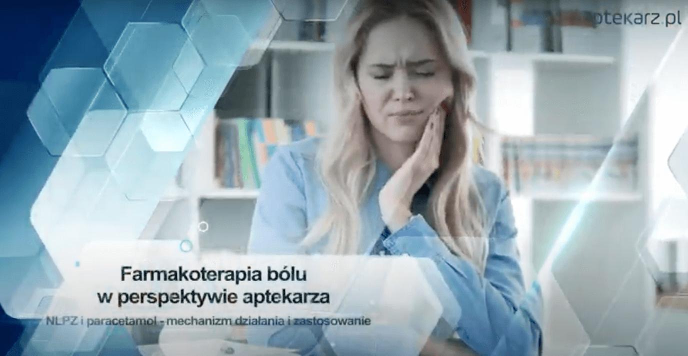 Farmakoterapia bólu w perspektywie aptekarza – NLPZ i paracetamol: działanie i zastosowanie