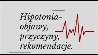 Hipotensja i spadki energii - co rekomendować pacjentom?
