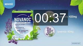 Novanoc Naturalny Sen - 30 sekund