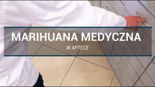 Marihuana medyczna - realizacja recepty w aptece