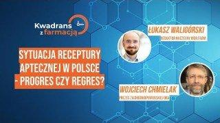 #16 Kwadrans z farmacją  - Wojciech Chmielak