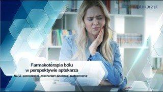 Farmakoterapia bólu w perspektywie aptekarza - NLPZ i paracetamol: działanie i zastosowanie