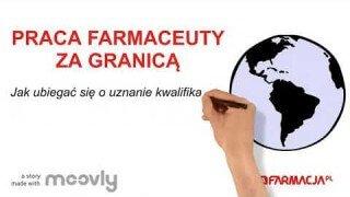Praca farmaceuty za granicą