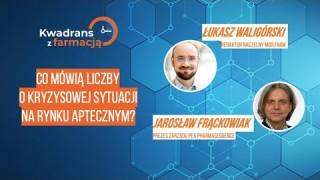 #10 Kwadrans z farmacją - Jarosław Frąckowiak