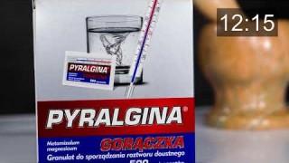 Pyralgina - 30 sekund o leku