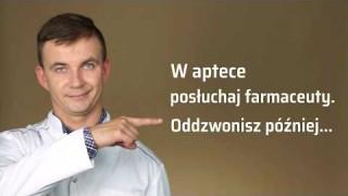 Janusz w aptece cz. 1 - rozmowa przez telefon