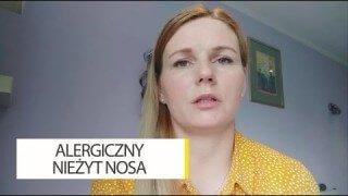 Alergiczny nieżyt nosa - objawy, przyczyny, leczenie