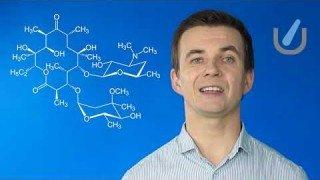 Surowce recepturowe - erytromycyna
