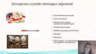 Leczenie kandydozy jamy ustnej. Uprawnienia farmaceuty - RECEPTA FARMACEUTYCZNA