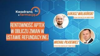 #14 Kwadrans z farmacją - Michał Pilkiewicz